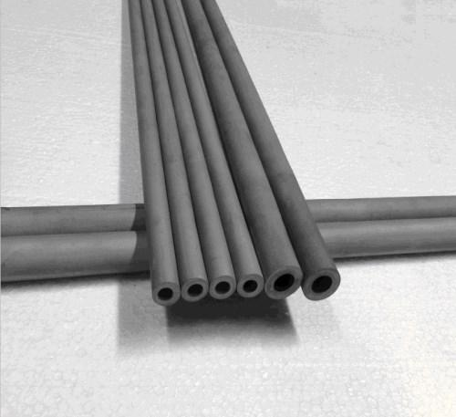 Selection and application of sic radiant tube